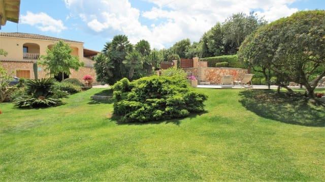 4 slaapkamer Villa te huur in Manacor met zwembad garage - € 2.000 (Ref: 4525294)