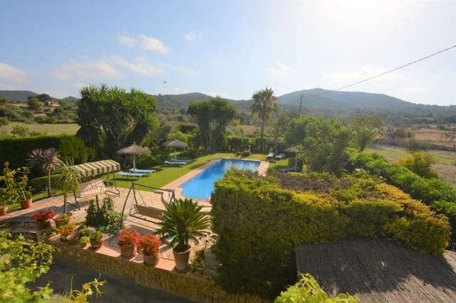 4 slaapkamer Finca/Landhuis te huur in Son Macia met zwembad - € 2.000 (Ref: 5485142)