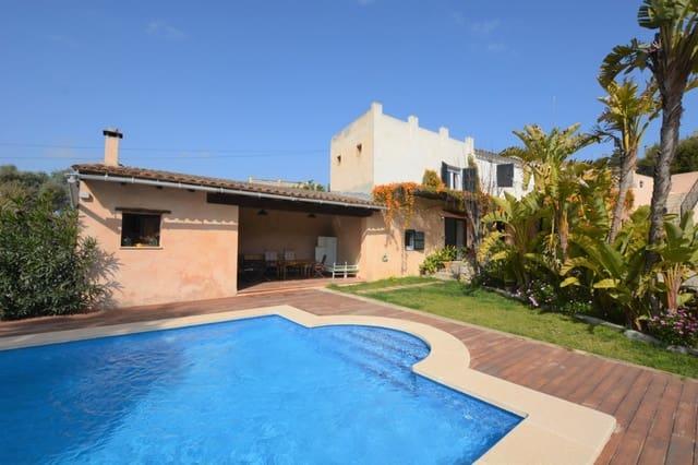 Chalet de 5 habitaciones en Sant Joan en venta con piscina garaje - 636.500 € (Ref: 5933422)