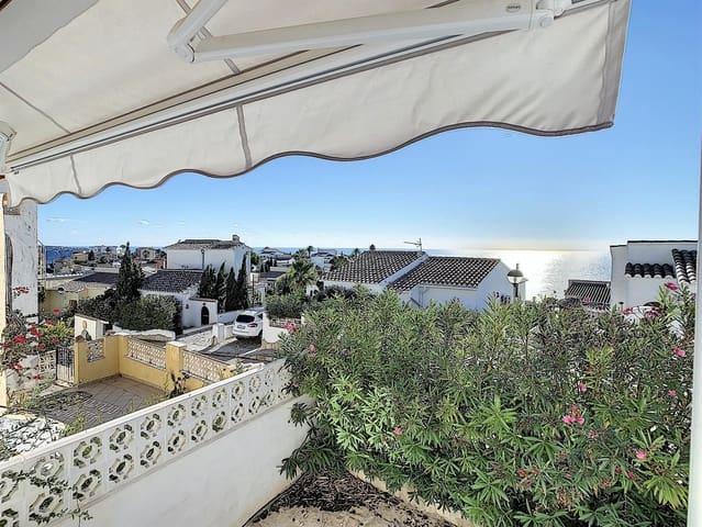 2 bedroom Semi-detached Villa for sale in Benitachell / Benitatxell with pool - € 179,000 (Ref: 5926765)