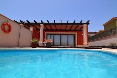 4 Zimmer Villa Zu Verkaufen In Caleta De Fuste Mit Pool   275.000 U20ac (Ref ...