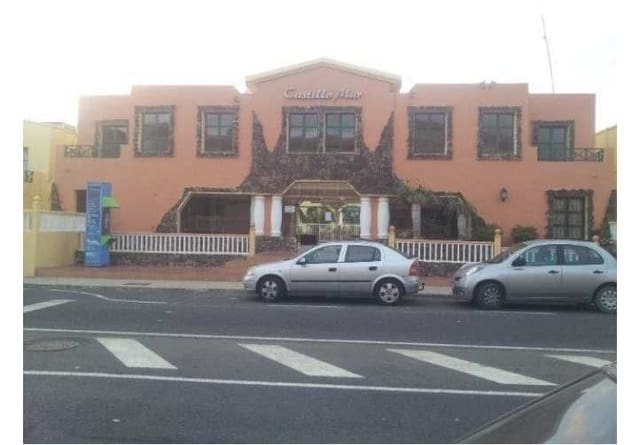 1 sovrum Kommersiell till salu i Caleta de Fuste - 134 400 € (Ref: 4009993)