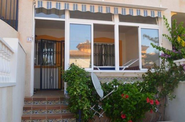 2 slaapkamer Bungalow te huur in Orihuela Costa met zwembad - € 490 (Ref: 5861060)