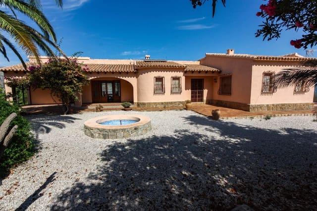 6 soverom Villa til salgs i Vall de Laguart med garasje - € 299 000 (Ref: 5820505)