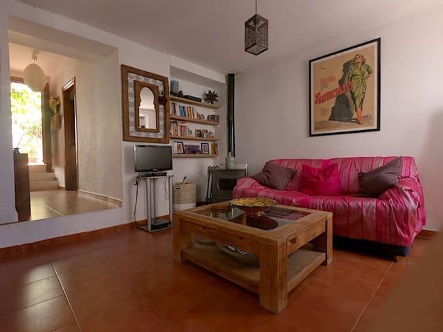 1 soveværelse Byhus til leje i Olvera - € 400 (Ref: 2027980)
