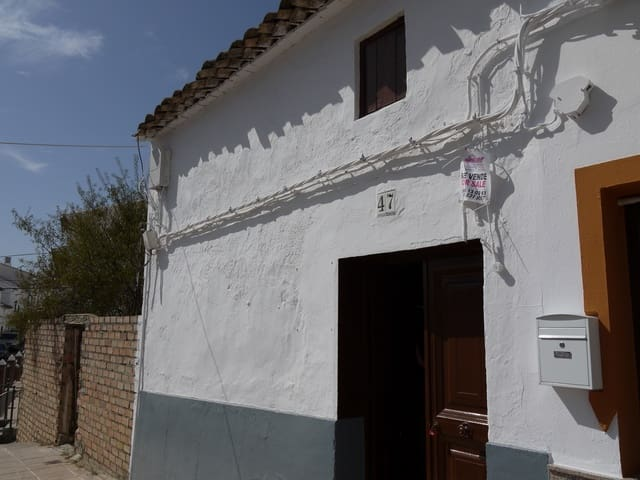 2 bedroom Townhouse for sale in Olvera - € 28,000 (Ref: 3265961)