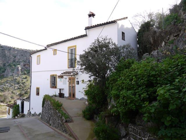 4 sypialnia Finka/Dom wiejski na sprzedaż w Montejaque - 239 000 € (Ref: 4434424)