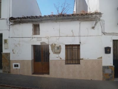 Ruin for sale in Cortes de la Frontera - € 23,000 (Ref: 4913676)