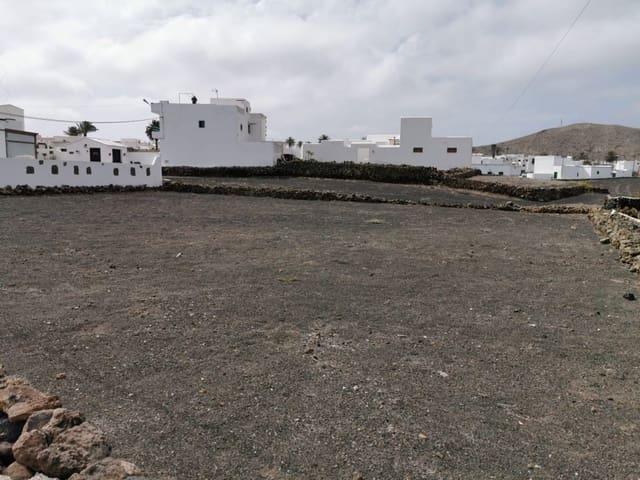 Terrain à Bâtir à vendre à Tinajo - 75 000 € (Ref: 5928807)