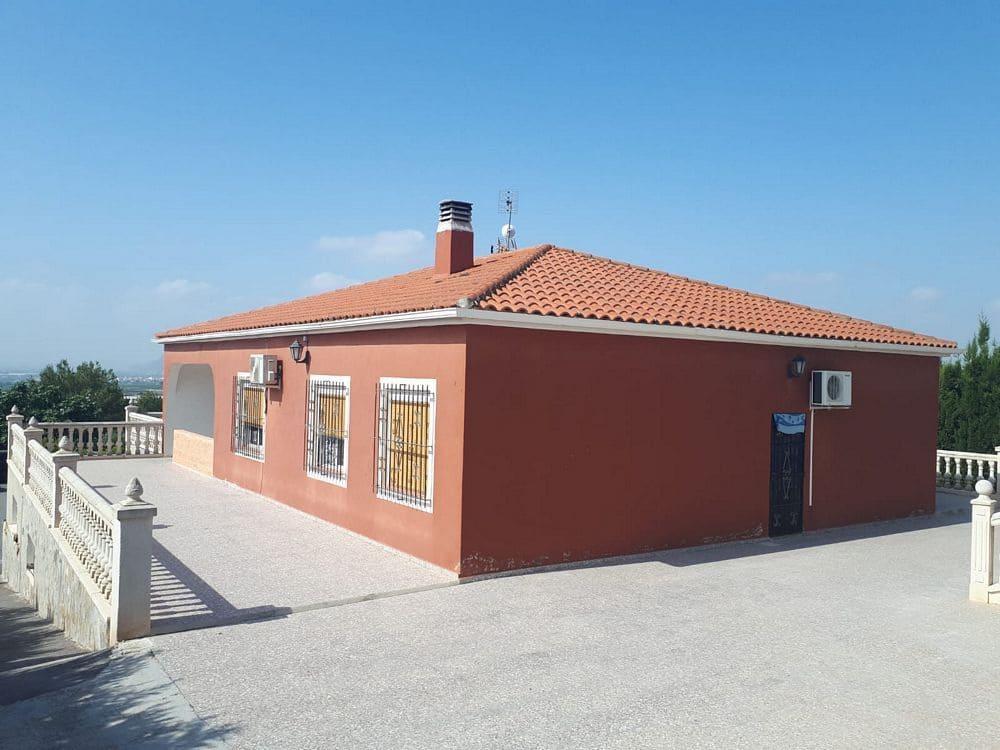 5 sovrum Finca/Hus på landet att hyra i Crevillente / Crevillent med pool garage - 800 € (Ref: 5256965)