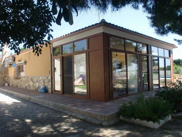 3 sovrum Finca/Hus på landet till salu i Crevillente / Crevillent med pool - 216 000 € (Ref: 5319321)