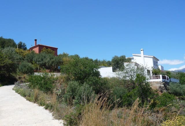 5 chambre Finca/Maison de Campagne à vendre à Almunecar - 295 000 € (Ref: 5185749)