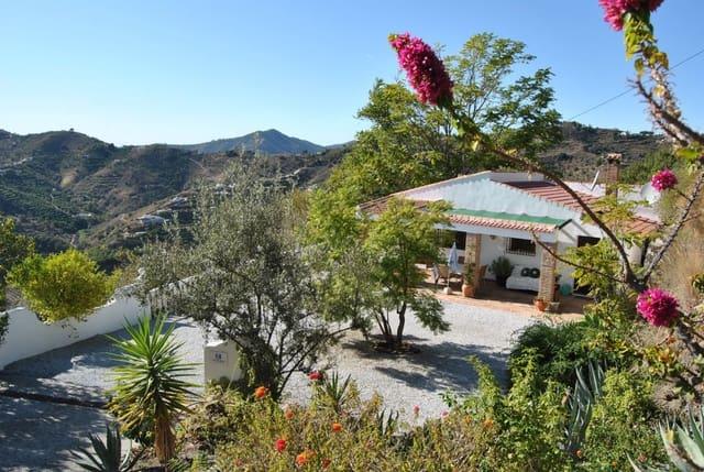 Finca/Casa Rural de 3 habitaciones en Cómpeta en venta - 265.000 € (Ref: 5220470)