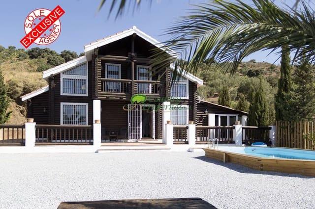 Finca/Casa Rural de 3 habitaciones en Salares en venta - 249.000 € (Ref: 5578960)