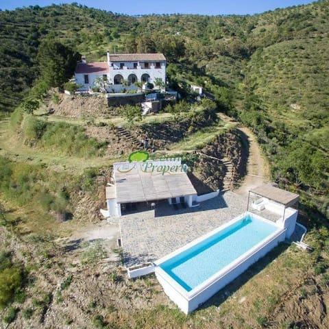 Finca/Casa Rural de 11 habitaciones en Málaga ciudad en venta - 1.750.000 € (Ref: 5845577)