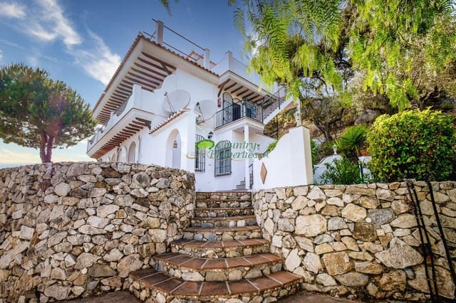 11 bedroom Business for sale in Competa - € 495,000 (Ref: 6223342)
