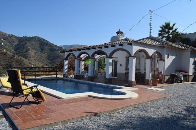 2 Zimmer Finca/Landgut zu verkaufen in Competa - 195.000 € (Ref: 6249195)