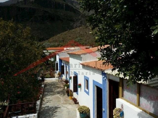 Finca Casa Rural De 3 Habitaciones En Fataga En Venta 240 000