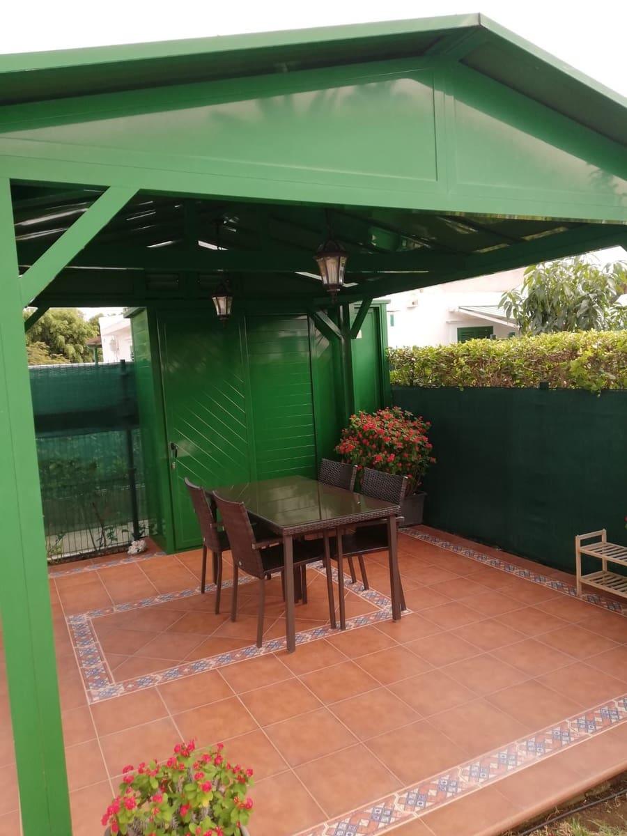 1 Zimmer Ferienbungalow in Maspalomas mit Pool - 900 € (Ref: 5962661)