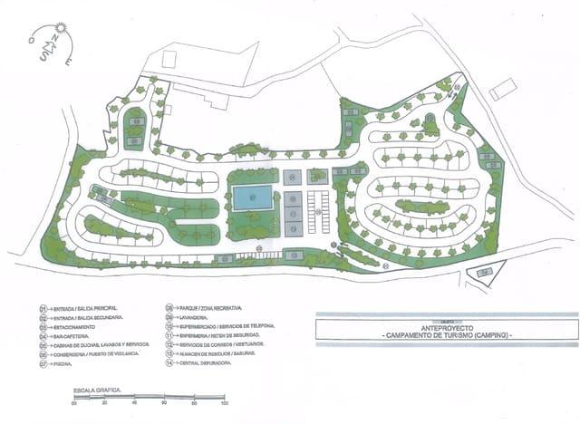 Ubebygd land til salgs i Villalonga - € 250 000 (Ref: 5324634)