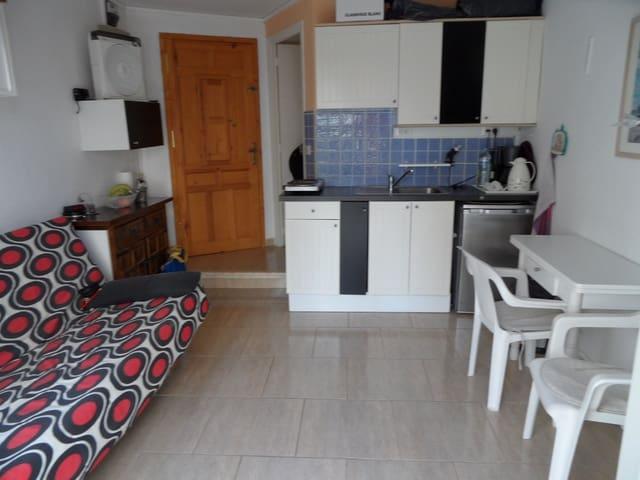 1 sypialnia Studio na sprzedaż w Calpe / Calp - 49 000 € (Ref: 5324757)