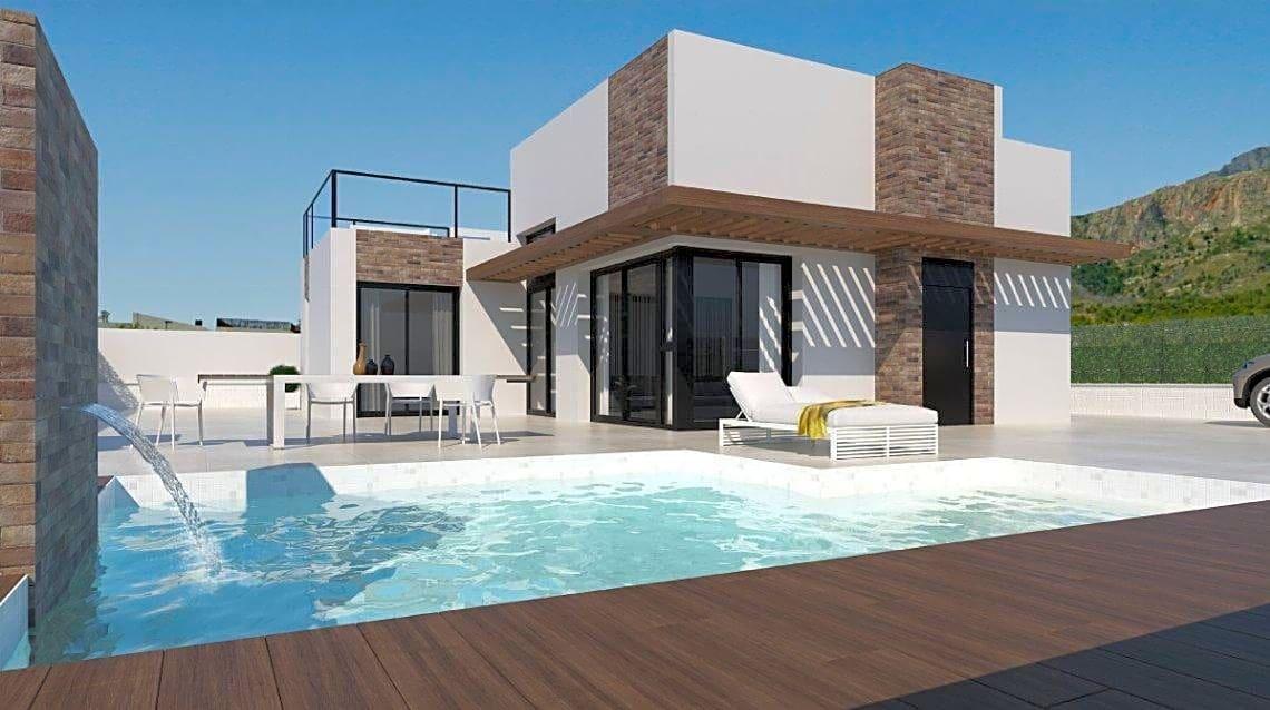 Chalet de 3 habitaciones en Polop en venta - 290.000 € (Ref: 4734201)