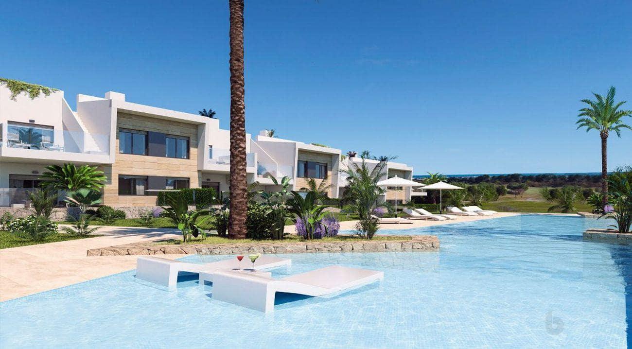 Piso de 2 habitaciones en Pilar de la Horadada en venta con piscina garaje - 159.900 € (Ref: 4734202)