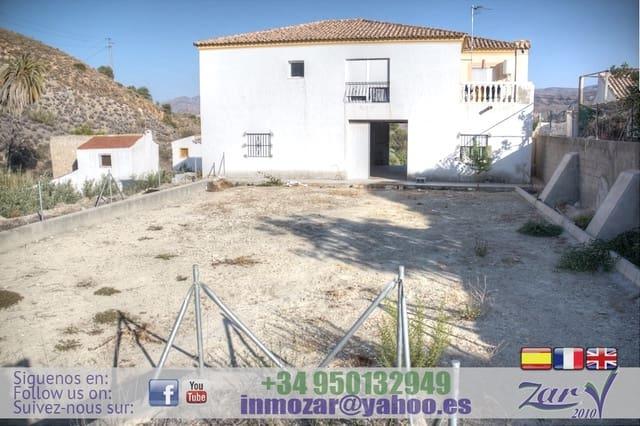 4 Zimmer Haus zu verkaufen in Los Gallardos mit Garage - 150.000 € (Ref: 3751643)