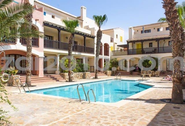 2 quarto Apartamento para venda em Villaricos com piscina - 125 000 € (Ref: 3992612)