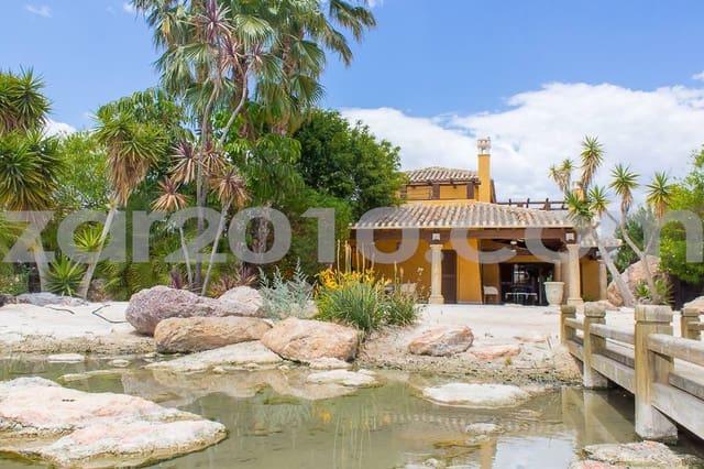 4 sovrum Villa till salu i Desert Springs med pool garage - 800 000 € (Ref: 4042033)