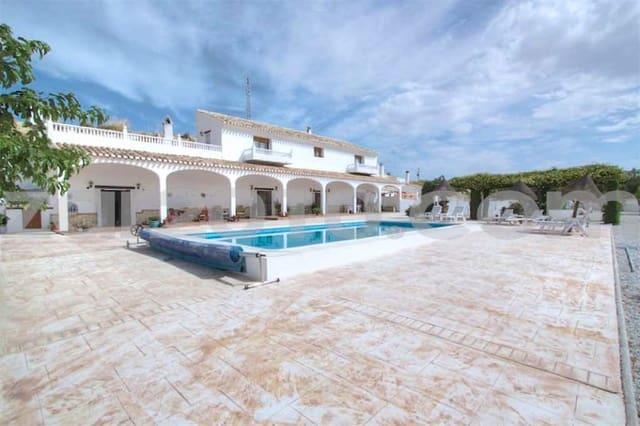 10 soverom Finca/Herregård til salgs i El Margen med svømmebasseng - € 495 000 (Ref: 4277614)