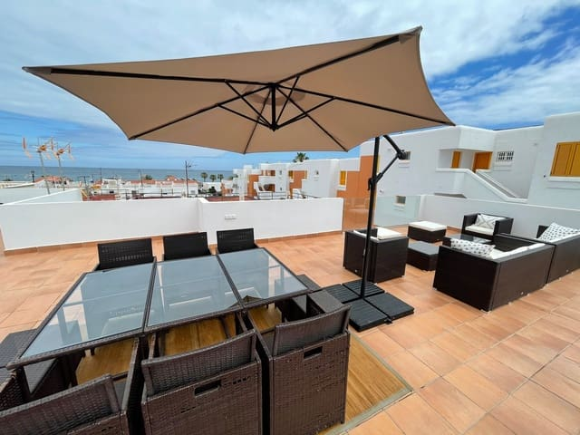 3 bedroom Penthouse for holiday rental in Mojacar - € 980 (Ref: 6286561)