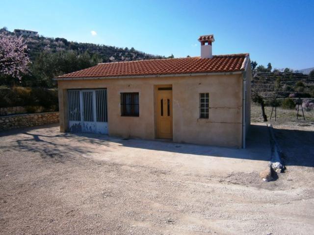 2 sovrum Finca/Hus på landet till salu i Benilloba - 69 000 € (Ref: 3838354)
