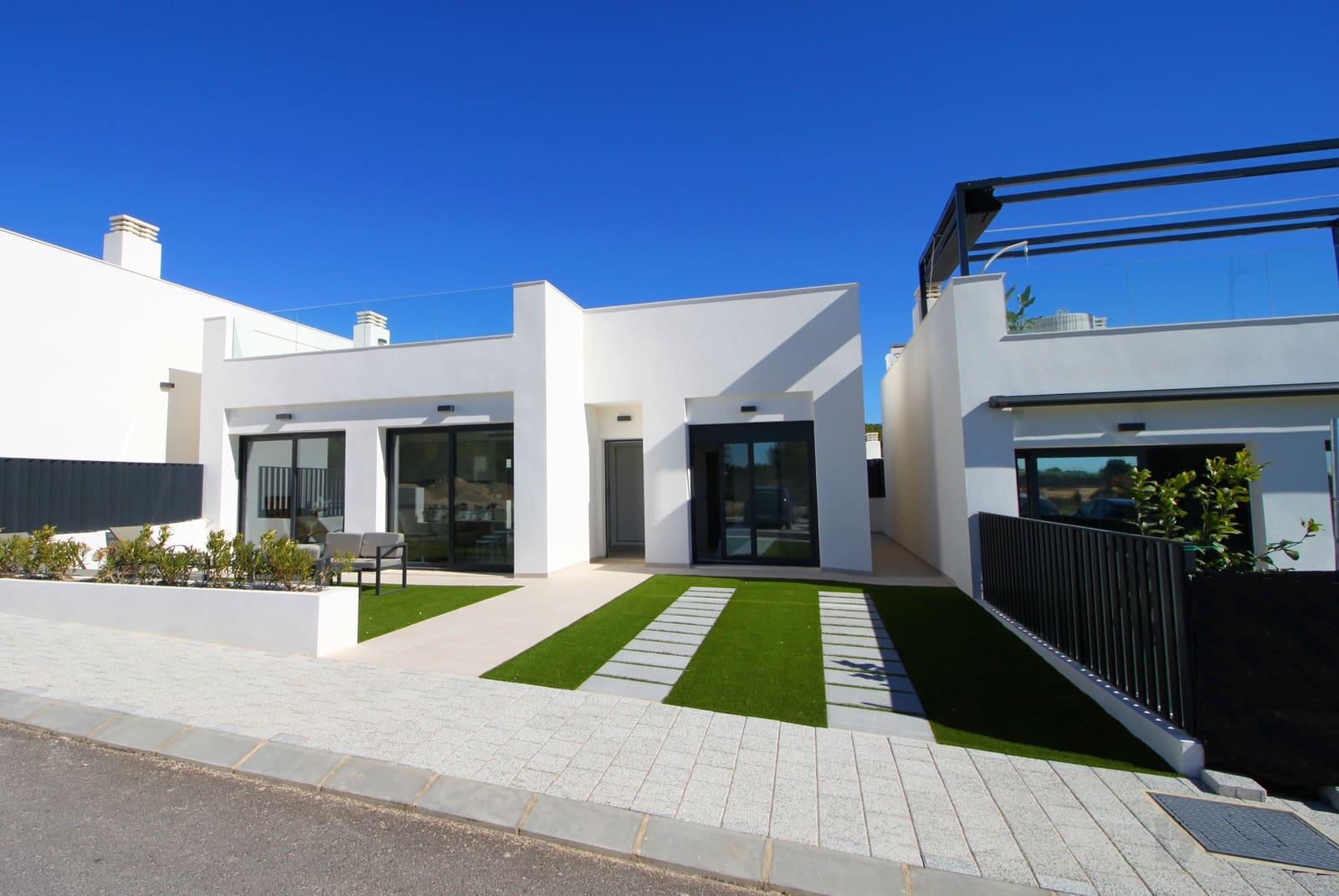 Chalet de 2 habitaciones en Pilar de la Horadada en venta con piscina - 195.900 € (Ref: 3596300)