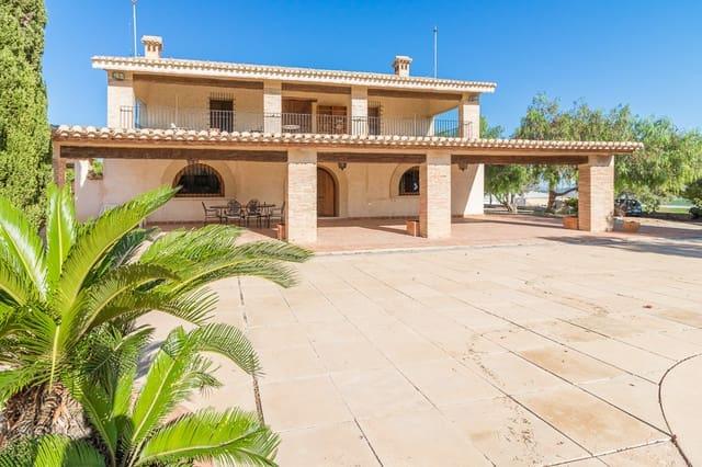 6 sypialnia Finka/Dom wiejski na sprzedaż w San Miguel de Salinas z basenem - 1 590 000 € (Ref: 3670010)