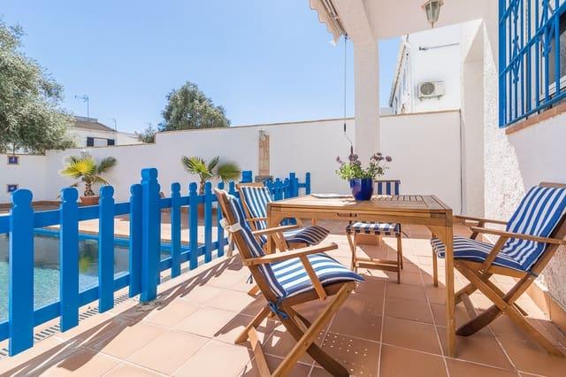 3 soveværelse Bungalow til leje i Los Balcones med swimmingpool - € 1.300 (Ref: 3906964)