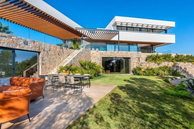 4 makuuhuone Huvila myytävänä paikassa Las Colinas Golf mukana uima-altaan  autotalli - 3 300 000 € (Ref: 5378649)
