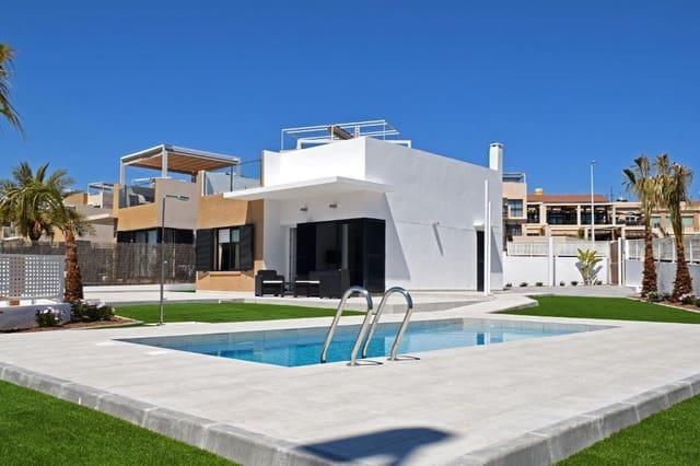 2 makuuhuone Huvila myytävänä paikassa La Zenia mukana uima-altaan - 319 000 € (Ref: 5899219)