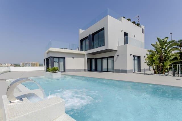 3 quarto Moradia para venda em Dehesa de Campoamor com piscina garagem - 1 875 000 € (Ref: 5965645)