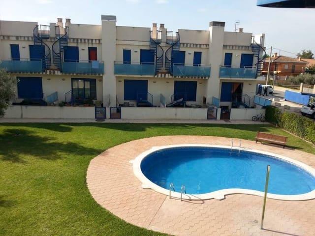 4 sypialnia Dom szeregowy na sprzedaż w L'Ampolla z basenem garażem - 143 000 € (Ref: 3113759)