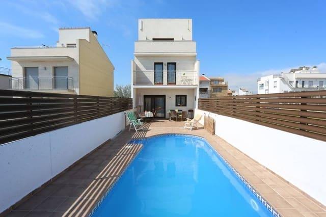 3 soveværelse Rækkehus til salg i Calafat med swimmingpool - € 430.000 (Ref: 3210618)