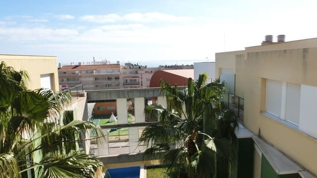 3 soverom Penthouse til salgs i Sant Carles de la Rapita med svømmebasseng - € 154 600 (Ref: 4443004)