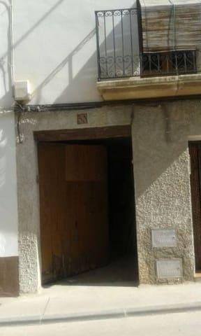 3 chambre Villa/Maison à vendre à Alcaniz - 45 000 € (Ref: 4531742)