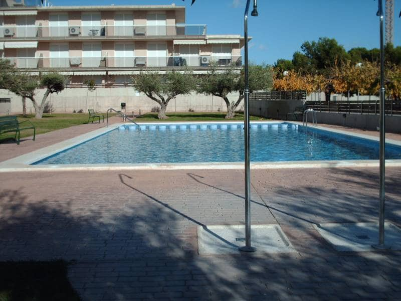2 bedroom Flat for sale in Alcanar with pool - € 90,000 (Ref: 5214128)