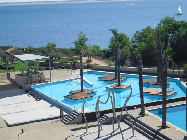 1 chambre Penthouse à vendre à El Perello avec piscine garage - 118 000 € (Ref: 5214226)
