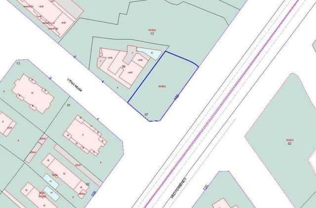 Byggetomt til salgs i Mont-roig del Camp - € 235 500 (Ref: 5408100)