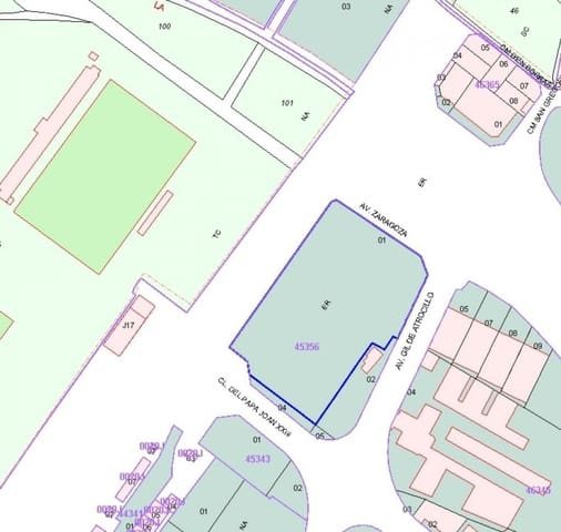 Działka budowlana na sprzedaż w Vinaros - 779 000 € (Ref: 5415947)