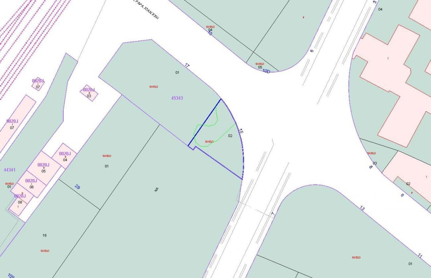 Terrain à Bâtir à vendre à Vinaros - 475 000 € (Ref: 5415949)