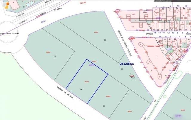 Działka budowlana na sprzedaż w Vila-seca - 550 000 € (Ref: 5691637)