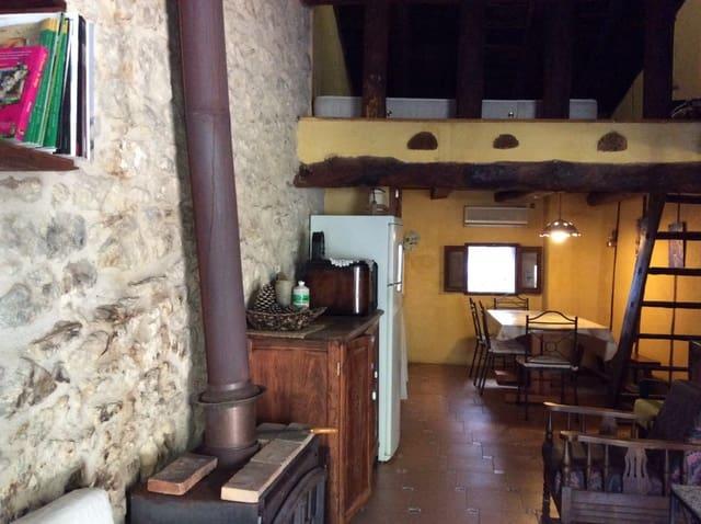 2 sypialnia Willa na sprzedaż w Vallibona - 76 000 € (Ref: 6168639)